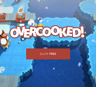 Free Overcooked! PC Game - Free 4 Seniors